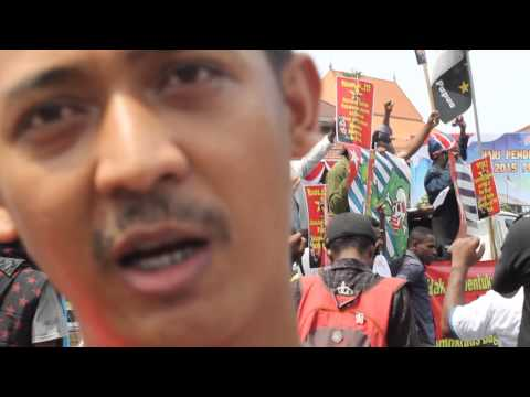 Wawancara Orang Indonesia Dukung Papua Merdeka