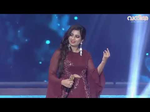 Deewani Mastani live performance - shreya ghosal