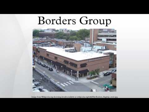 borders group inc