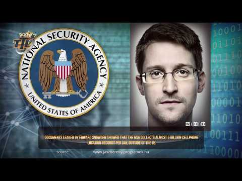 Wikileaks - 8 ways the NSA is spying on you right now - Edward Snowden