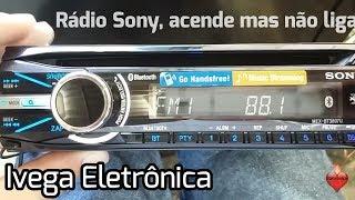 Sony MEX-BT3807U  travado.