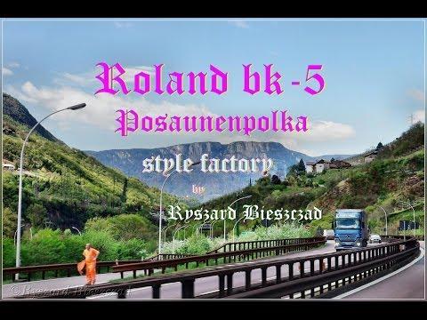 Roland bk - 5 Posaunenpolka (styles factory - styl fabryczny)