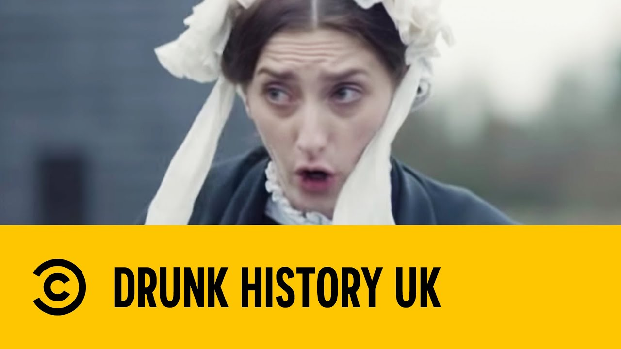 Download How Florence Nightingale Became A Nurse | Drunk History UK