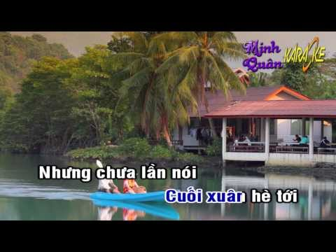 Karaoke - Chuyen do khong em - Tuan Vu