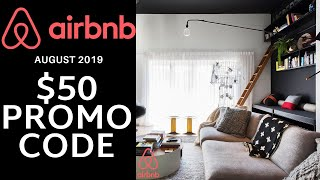 Gambar cover Airbnb August New Promo Codes 2019 | How To Get Airbnb Promo Code | Coupon Code August 2019