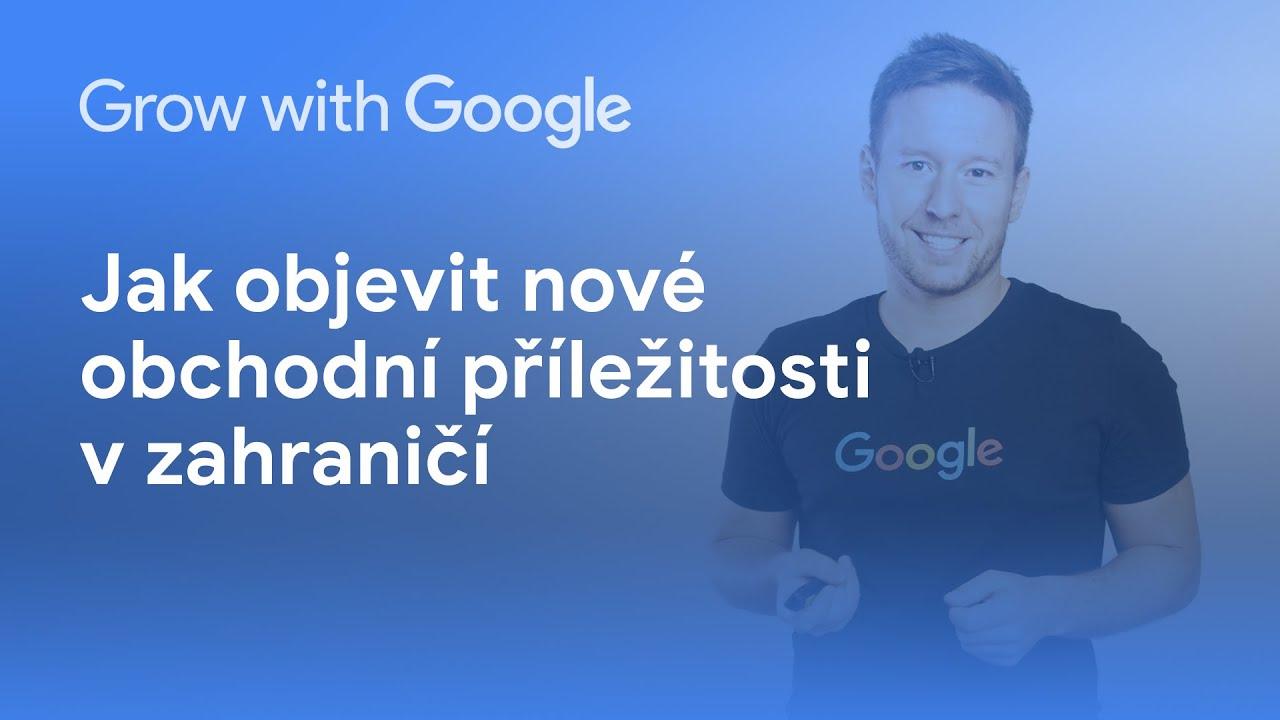 Exportní strategie, Google