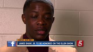 Metro Council Passes Resolution Honoring James Shaw Jr.