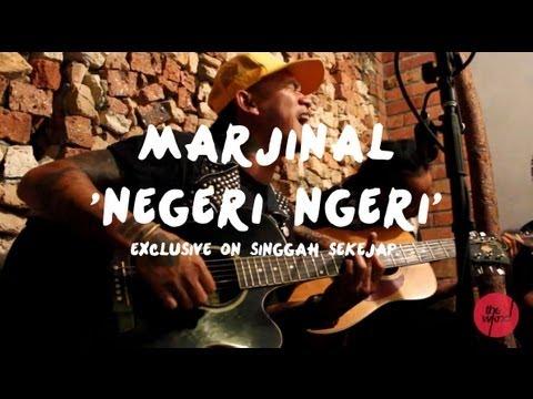 Marjinal | Negeri Ngeri (live on Singgah Sekejap, Part 1/2)