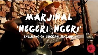 Video Marjinal | Negeri Ngeri (live on Singgah Sekejap, Part 1/2) download MP3, 3GP, MP4, WEBM, AVI, FLV Oktober 2018