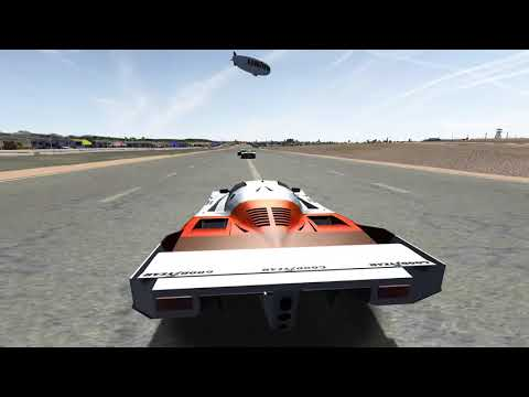 Riverside Raceway NASCAR for rFactor WIP