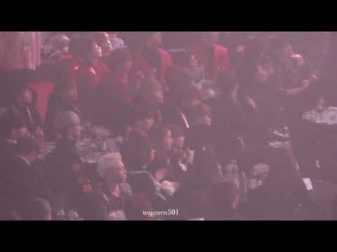 Seoul Music Awards 2017  BTS ASTRO GOT7 Reaction To Twice