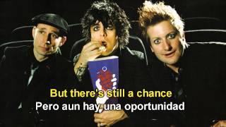 Green Day - See You Tonight (Subtitulado En Español E Ingles)