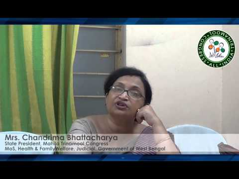 In Conversation With - Mrs. Chandrima Bhattacharya