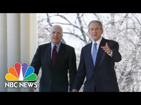 Senator John McCain Dies At 81 | NBC News