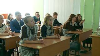 Урок труда в Харовске с Алексеем Кожевниковым
