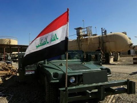 Fear of Iranian general left Iraqi Kurdish oil fields deserted