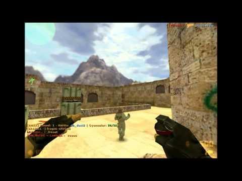 CounterStrike ✔ Vol 4 - M.U.A ile cs öğreniyorum