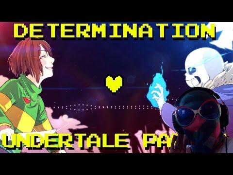 Determination - Undertale Parody : ESTE DUO POR DIOOOS....!!!!/ VIDEO REACCION