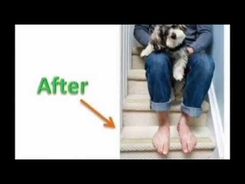 Easy To Install Non Slip Carpet Stair Nosing