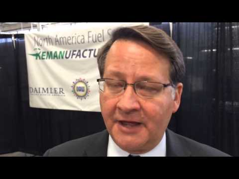 Sen. Gary Peters @ North American Fuel Systems Remanufacturing
