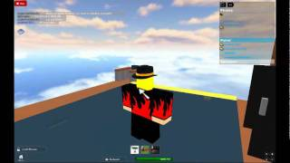 roblox-how to destroy a zeppelin