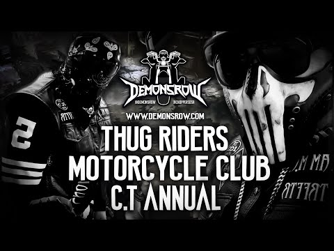 Thug Riders Motorcycle Club CT Annual