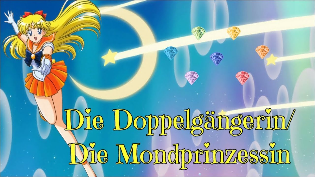 Sailor moon mondprinzessin erwacht
