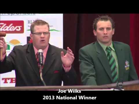 2013 ALPA Young Auctioneers Competition - The Highlights