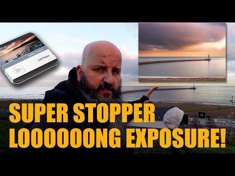 Landscape Photography -Lee Super Stopper Super Long Exposures & The Missing Filter!