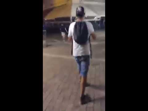 Muslim beaten by English fan in Marseille