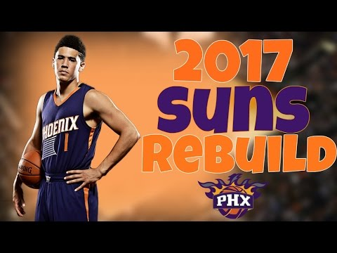 NBA 2K16 MyLeague - Rebuilding The 2017 Phoenix Suns!