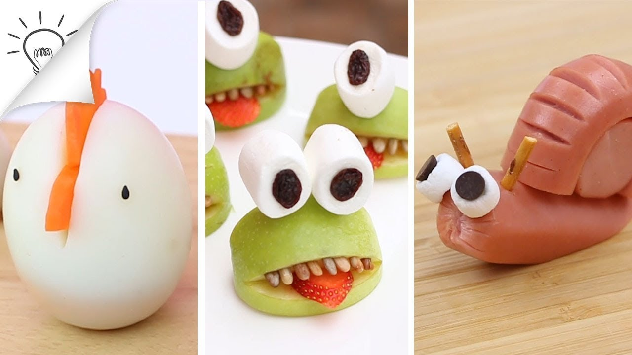 42 Creative Food Art Ideas | Thaitrick