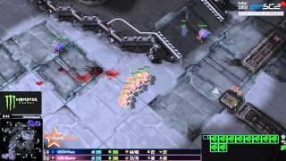 Dreamhack - ZvT - Basior vs Fazz - Starcraft 2 Legacy of the Void!