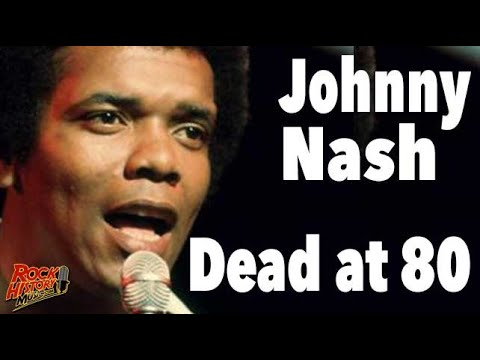 Johnny Nash, 'I Can See Clearly Now' Singer, Dies At Age 80