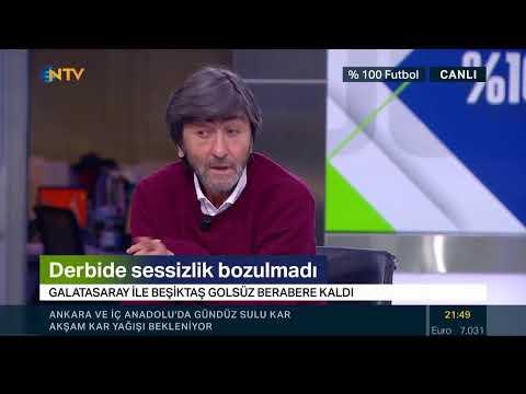Murat Kosova ve Rıdvan Dilmen ile %100 Futbol | 15 Mart 2020