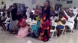 Worship Feast @ Miracle Tabernacle New Testament Church of God   Sun March 20, 2016 Part 5 final   Y