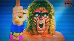 Ultimate Warrior videos from Wrestling Games