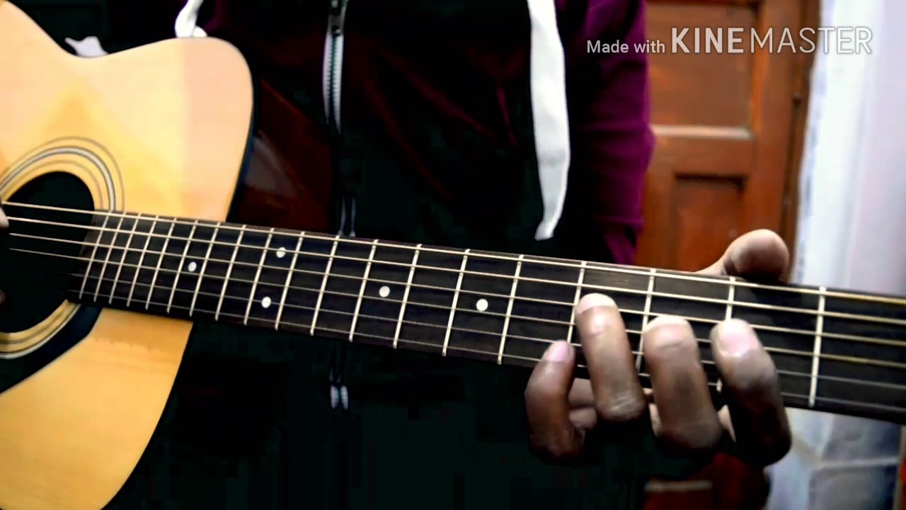 Jo Bhi Main Guitar Tutorial
