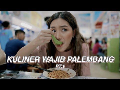 BAKMI SAMPAI RENDANG LEGENDARIS PALEMBANG! || Kuliner Palembang PT. 1