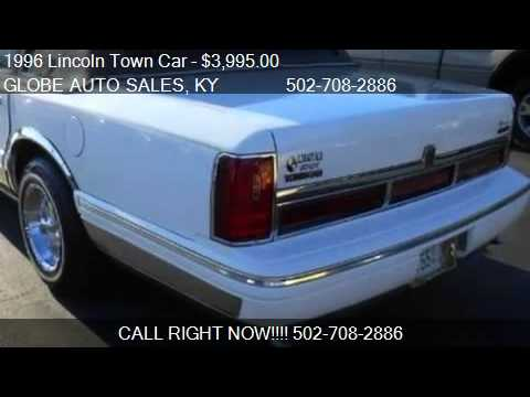 1996 Lincoln Town Car Executive For Sale In Louisville Ky 4 Youtube