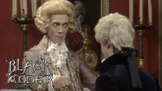 The Prince and the PM - Blackadder - BBC