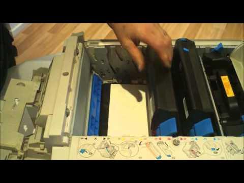 Paper Jams in OKI Printers