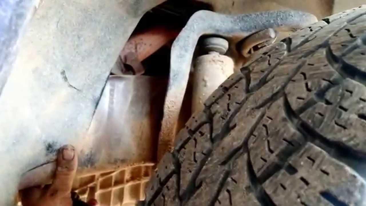 N 250 Mero Chassi Ford Ranger 1996 4 0 V 6 Youtube