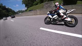 2017 Triumph Street Triple RS vs 2014 BMW S1000RR