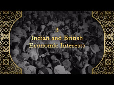 A History of British India | Indian and British Economic Int