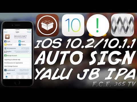 How to Sign Yalu Jailbreak Forever Automatically (No Computer)