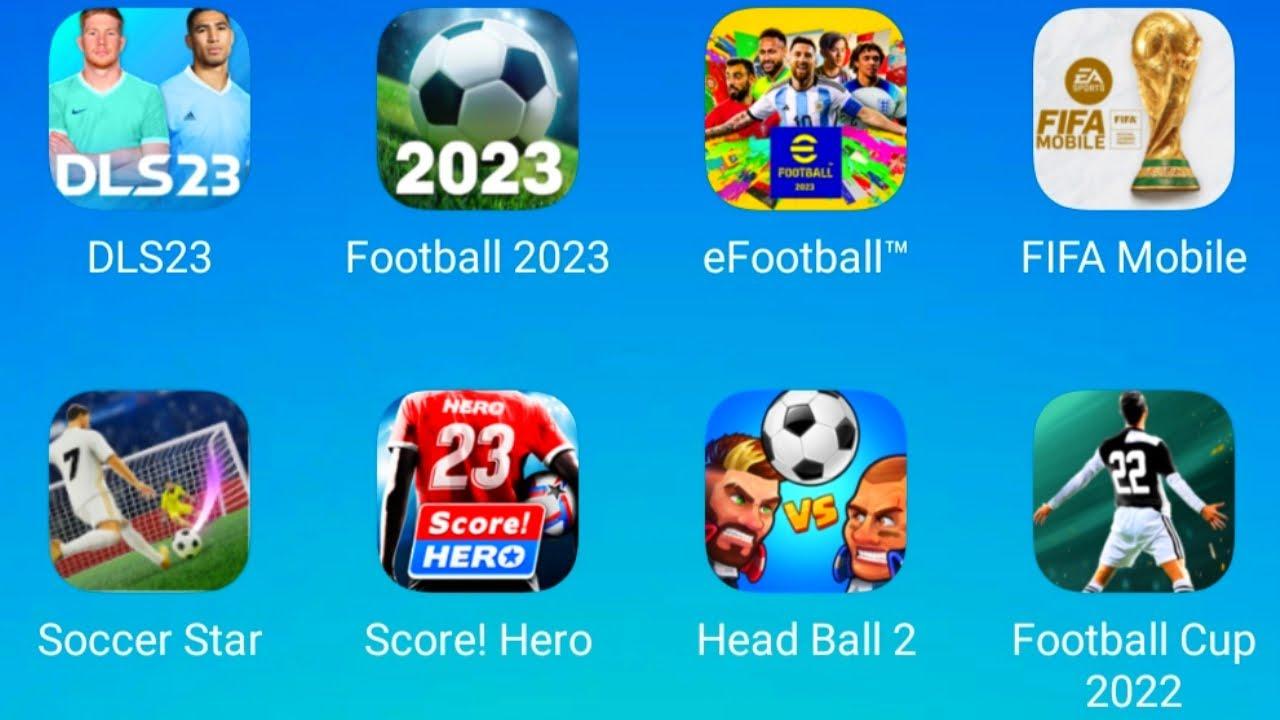 ⚽DLS 21,Fifa Mobile 21,Pes 21  Mobile,Football Cup 2021,Score! Hero,Mini Football,Real Football🔥