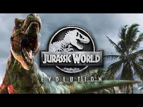 Der T-REX kommt 🎮 JURASSIC WORLD EVOLUTION