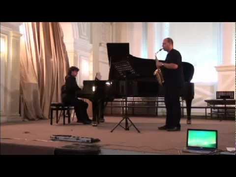 Sonata (R.Muzynski) Primer tiempo