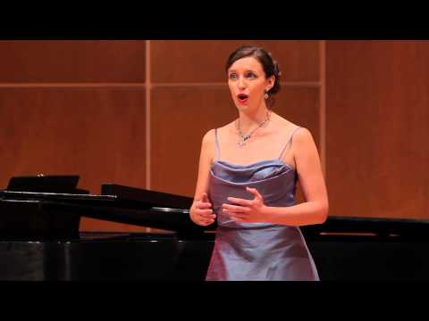 Ombra mai fu (aria) - SERSES (Handel) - Mairin Srygley, mezzo-soprano - March 2013